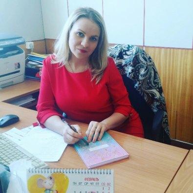 Юрьева Нина Геннадьевна